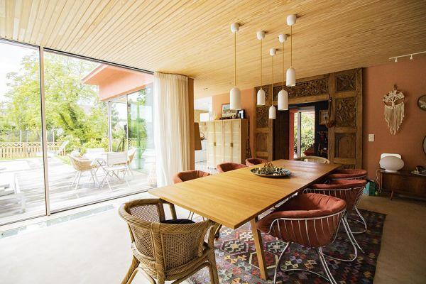 Photo d'une salle à louer à Uccle, Bruxelles, Dans la villa de Julie 22276