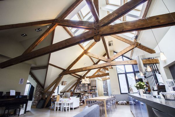 Picture of an event venue rental in Brussel, Brussels, Inside Charline's loft 218