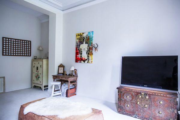 Photo d'une salle à louer à Etterbeek, Bruxelles, Dans la maison de Corinne 11586