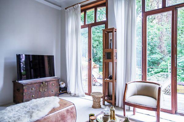 Photo d'une salle à louer à Etterbeek, Bruxelles, Dans la maison de Corinne 11587