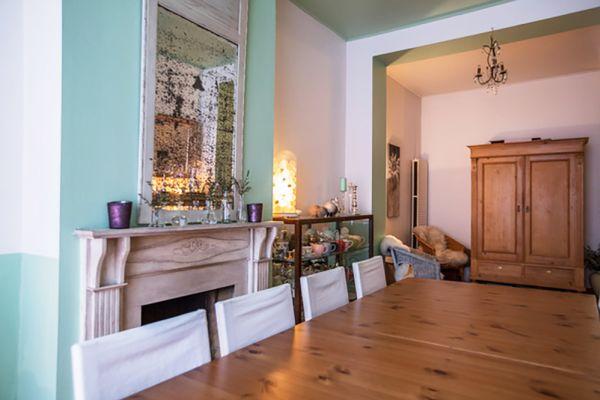 Photo d'une salle à louer à Etterbeek, Bruxelles, Dans la maison de Corinne 11590
