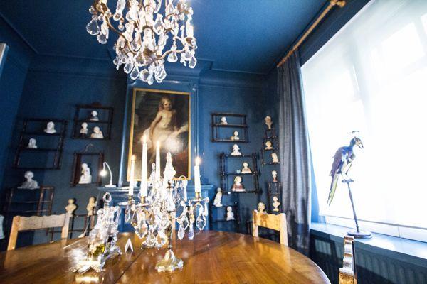 Photo d'une salle à louer à La Hulpe, Brabant Wallon, Dans la maison de Thérèse 312