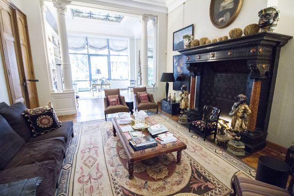 Photo d'une salle à louer à Brussel, Bruxelles, Dans la maison d'Isabelle 333
