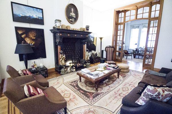 Photo d'une salle à louer à Brussel, Bruxelles, Dans la maison d'Isabelle 335