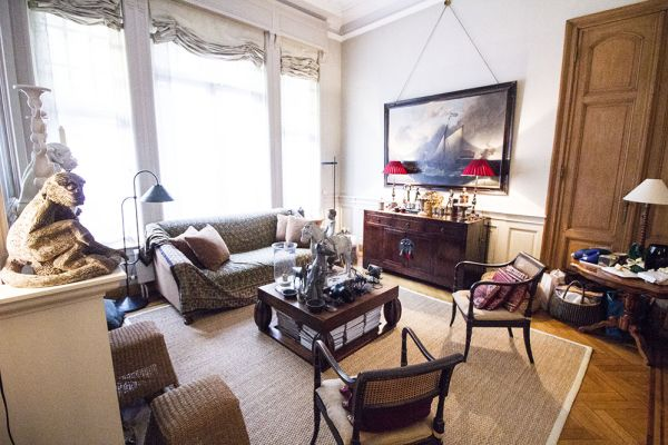 Picture of an event venue rental in Brussel, Brussels, Inside Isabelle's house 337