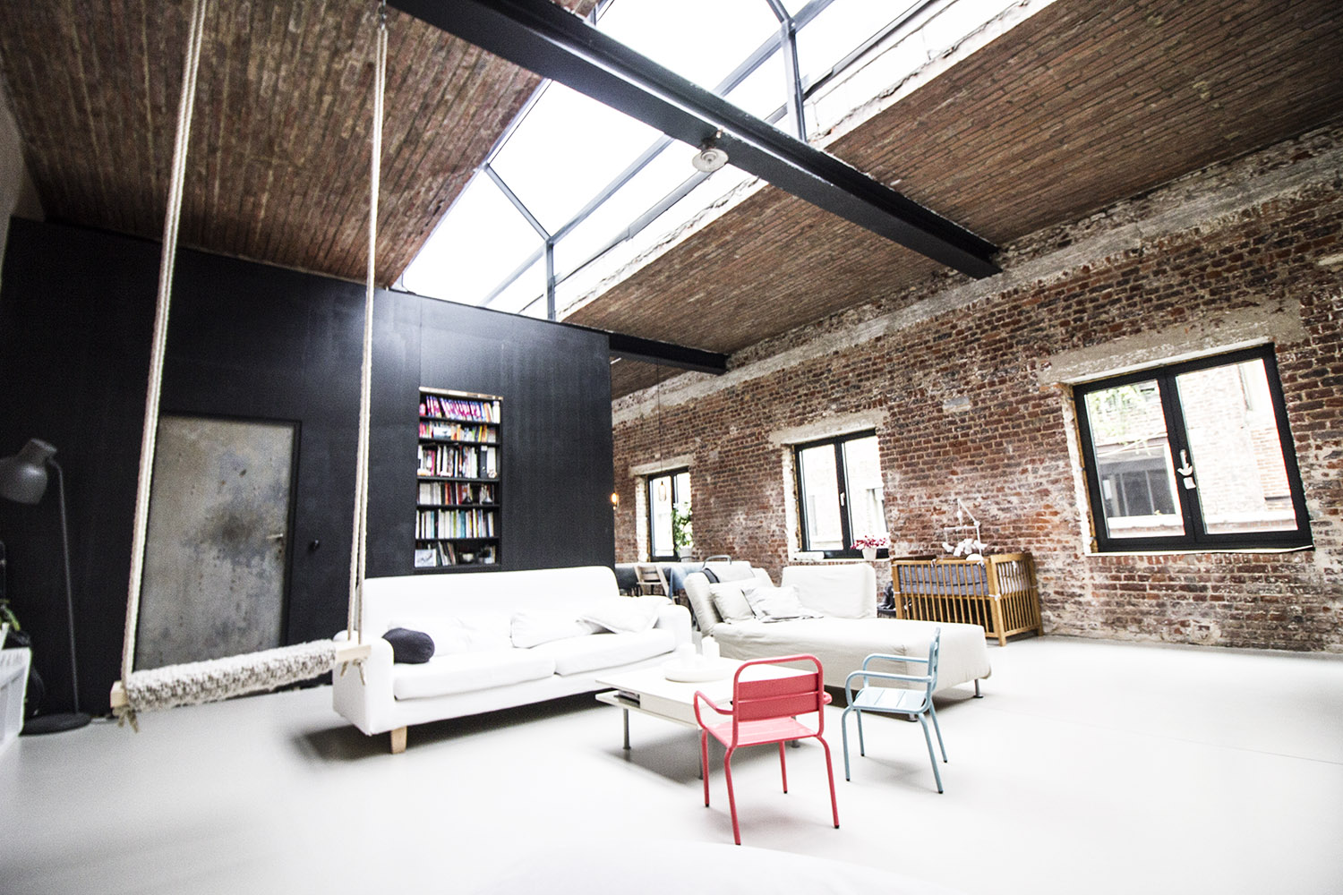 Picture of an event venue rental in Molenbeek-Saint-Jean, Brussels, Inside Nathalie's loft 339