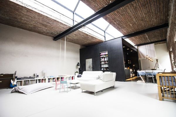 Picture of an event venue rental in Molenbeek-Saint-Jean, Brussels, Inside Nathalie's loft 340
