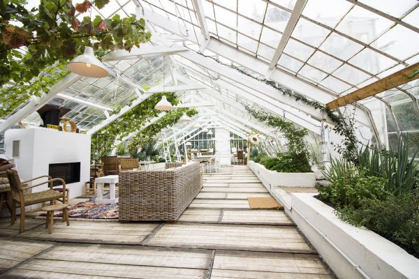 Picture of an event venue rental in Overijse, Flemish Brabant, Inside Marie's greenhouse 26