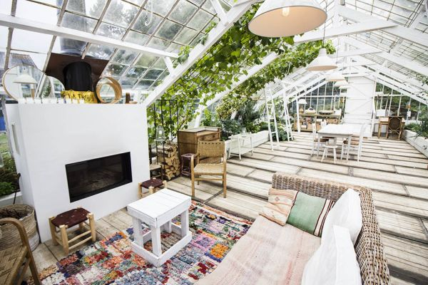 Picture of an event venue rental in Overijse, Flemish Brabant, Inside Marie's greenhouse 29