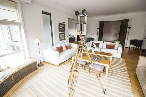 Picture of an event venue rental in Ixelles, Brussels, Inside Jean's duplex 369