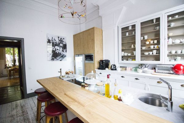 Picture of an event venue rental in Ixelles, Brussels, Inside Maria's house 391