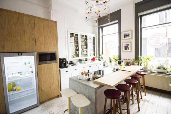 Picture of an event venue rental in Ixelles, Brussels, Inside Maria's house 393