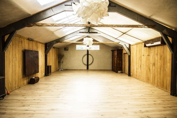 Picture of an event venue rental in Couture-Saint-Germain, Walloon Brabant, Inside Rodolphe's house 407