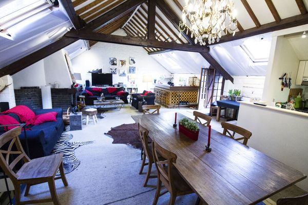 Picture of an event venue rental in Elsene, Brussels, Inside Robert's house 432