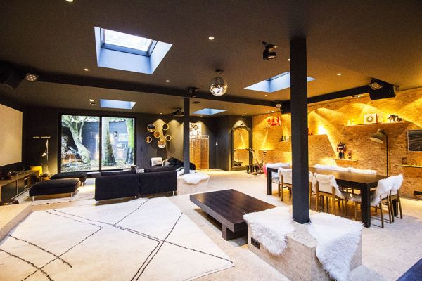 Picture of an event venue rental in Uccle, Brussels, Inside Thierry's loft 443