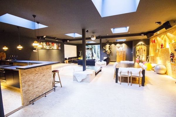 Picture of an event venue rental in Uccle, Brussels, Inside Thierry's loft 445