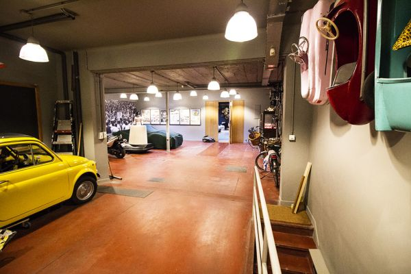Picture of an event venue rental in Uccle, Brussels, Inside Thierry's loft 448