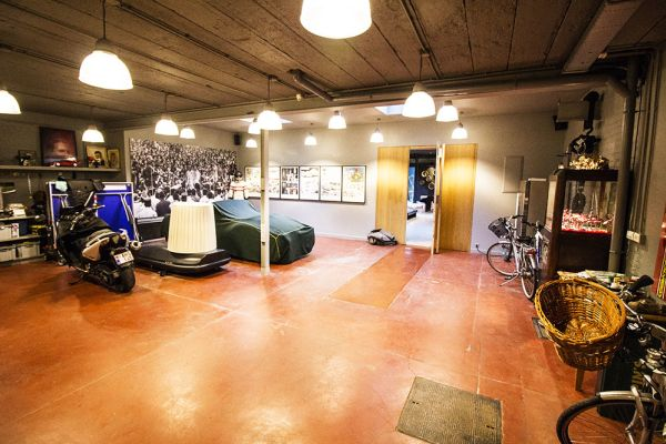 Picture of an event venue rental in Uccle, Brussels, Inside Thierry's loft 449