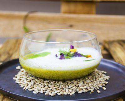 Photo menu Soupe au légumes de saison