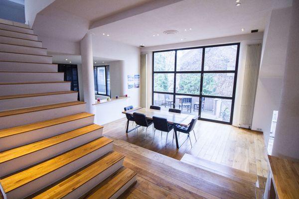 Picture of an event venue rental in Bruxelles, Brussels, Inside Laurent's duplex 517