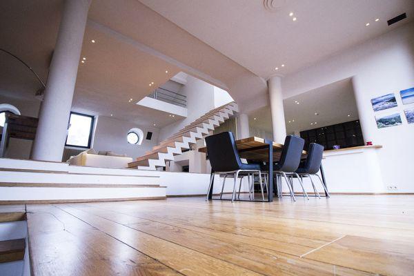 Photo d'une salle à louer à Bruxelles, Bruxelles, Dans le duplex de Laurent 518
