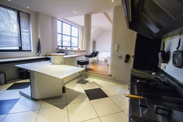 Picture of an event venue rental in Bruxelles, Brussels, Inside Laurent's duplex 522
