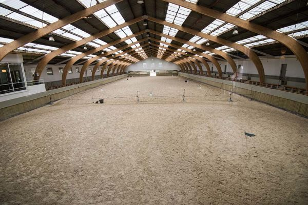 Picture of an event venue rental in Rhode-Saint-Genèse, Flemish Brabant, Inside the Riding School 575