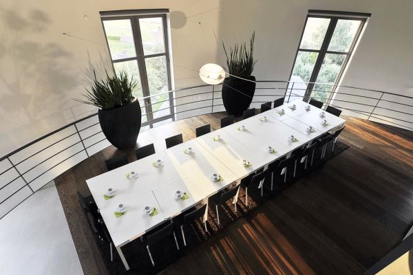 Picture of an event venue rental in Zaventem, Flemish Brabant, Inside Valérie's & Patrick's water tower 607