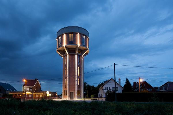 Picture of an event venue rental in Zaventem, Flemish Brabant, Inside Valérie's & Patrick's water tower 610
