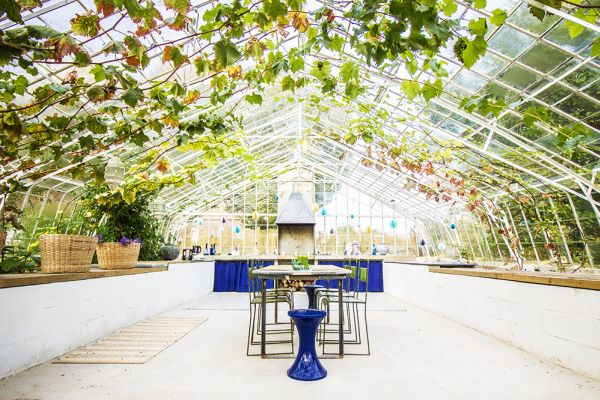 Picture of an event venue rental in Overijse, Flemish Brabant, Inside Arnaud's & Pascaline's greenhouse 58