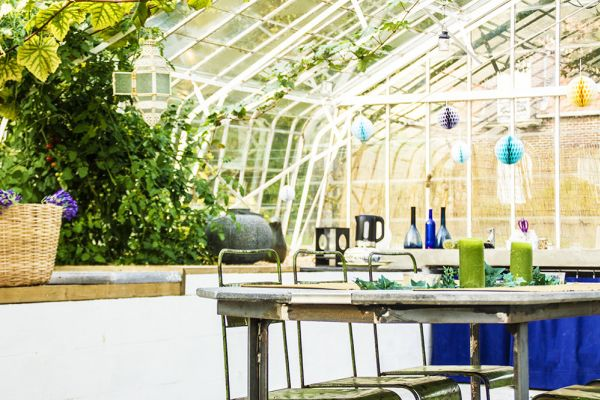 Picture of an event venue rental in Overijse, Flemish Brabant, Inside Arnaud's & Pascaline's greenhouse 59