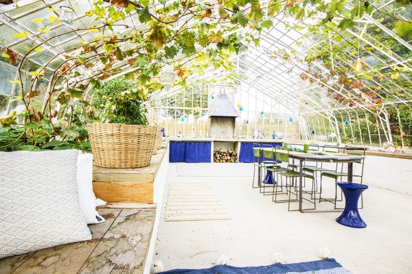 Picture of an event venue rental in Overijse, Flemish Brabant, Inside Arnaud's & Pascaline's greenhouse 64