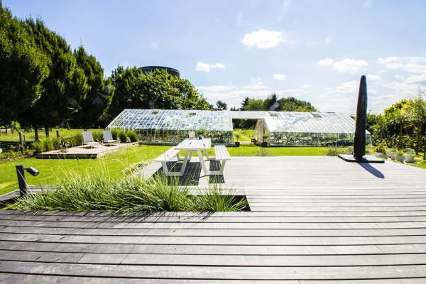Picture of an event venue rental in Overijse, Flemish Brabant, Inside Arnaud's & Pascaline's greenhouse 68