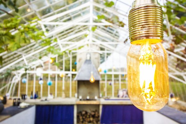 Picture of an event venue rental in Overijse, Flemish Brabant, Inside Arnaud's & Pascaline's greenhouse 74