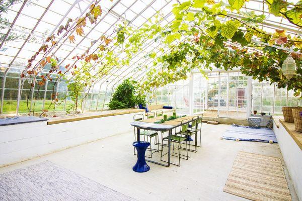 Photo d'une salle à louer à Overijse, Brabant Flamand, Dans la serre d'Arnaud & Pascaline 76