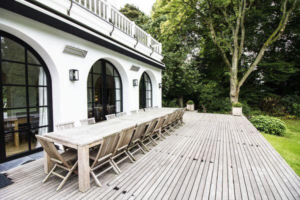 Feestzaal verhuren in Rhode-Saint-Genèse, Vlaams-Brabant, In de villa van Julian 691