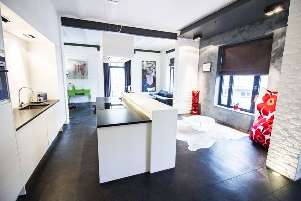 Picture of an event venue rental in Brussel, Brussels, Inside Nicolas' loft 729
