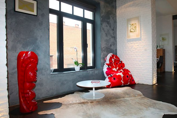 Picture of an event venue rental in Brussel, Brussels, Inside Nicolas' loft 740