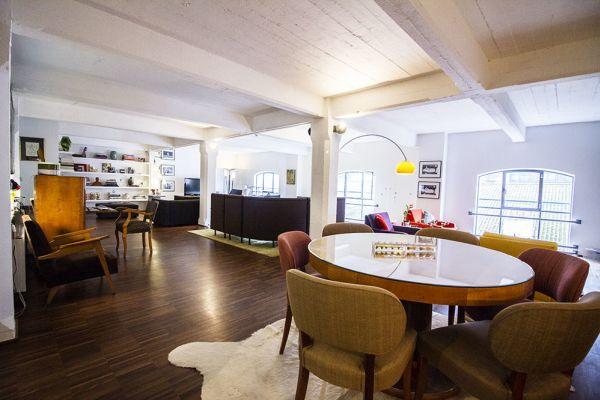 Photo d'une salle à louer à Brussel, Bruxelles, Dans le loft de Jean-Paul 743