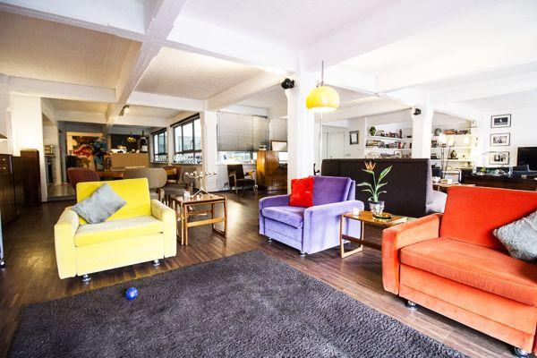 Photo d'une salle à louer à Bruxelles, Bruxelles, Dans le loft de Jean-Paul 745