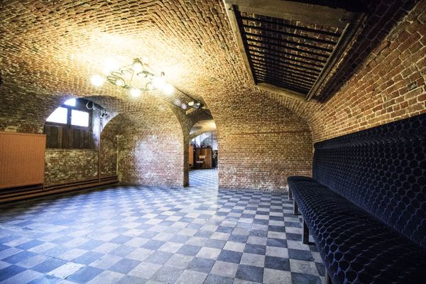 Picture of an event venue rental in Schaerbeek, Brussels, Inside Alexandra's basement and garden 758