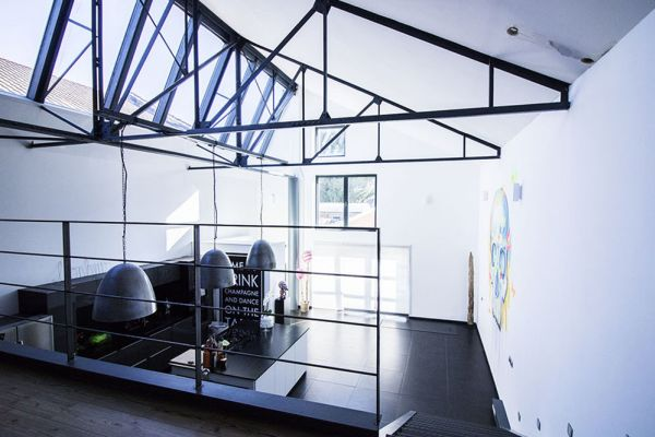 Picture of an event venue rental in Lillois-Witterzée, Walloon Brabant, Inside Audrey's loft 1791