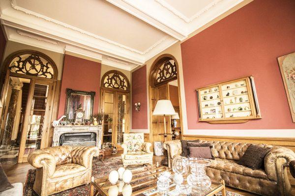 Photo d'une salle à louer à Lubbeek, Brabant Flamand, Dans la maison de Sylviane 1830