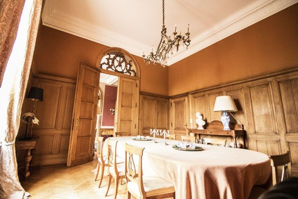 Picture of an event venue rental in Lubbeek, Flemish Brabant, Inside Sylviane's castle 1835