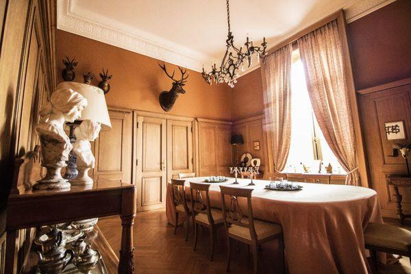 Photo d'une salle à louer à Lubbeek, Brabant Flamand, Dans la maison de Sylviane 1837