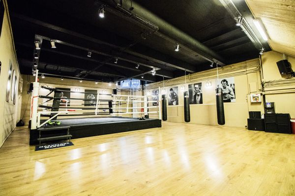 Picture of an event venue rental in Brussel, Brussels, Inside Axel's & Serges' boxing club 1874