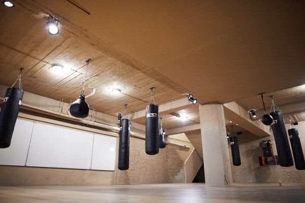 Picture of an event venue rental in Brussel, Brussels, Inside Axel's & Serges' boxing club 1875