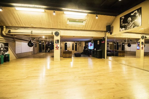 Picture of an event venue rental in Brussel, Brussels, Inside Axel's & Serges' boxing club 1879