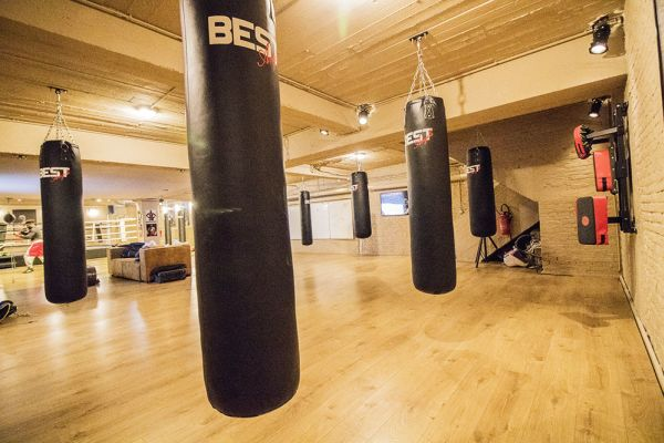 Picture of an event venue rental in Brussel, Brussels, Inside Axel's & Serges' boxing club 1881