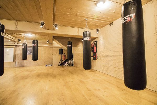 Picture of an event venue rental in Brussel, Brussels, Inside Axel's & Serges' boxing club 1885